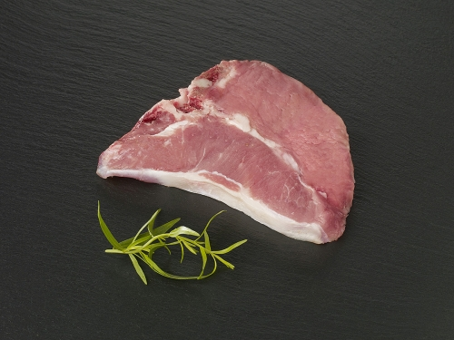 Côte filet de veau